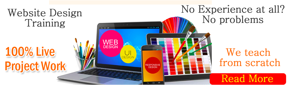 WEBSITE DESIGN AND DEVELOPMENT TRAINING ABUJA