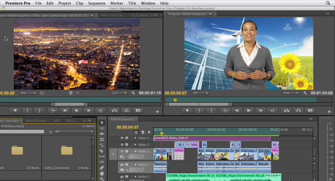 Video Editing Training Abuja >>Adobe Premiere Pro training