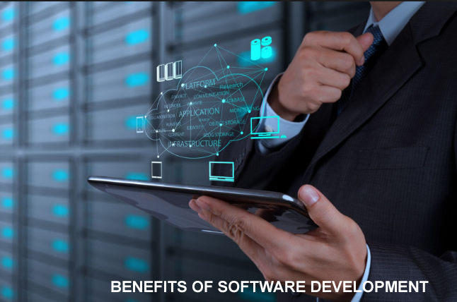 BENEFITS OF SOFTWARE DEVELOPMENT TO AN ORGANISATION