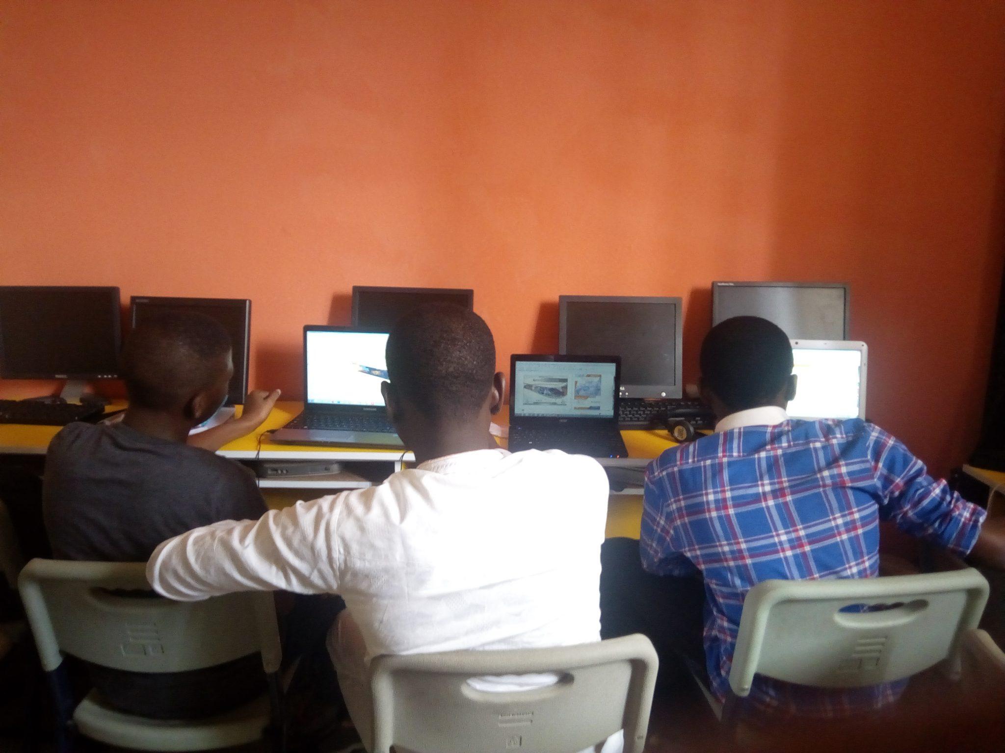 web design training in Abuja