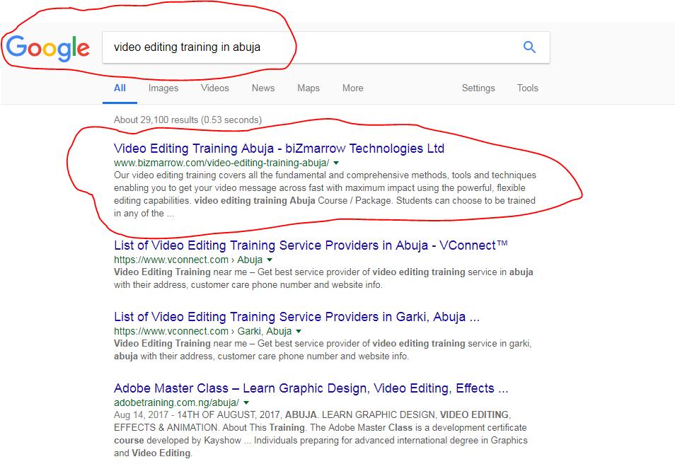 Digital marketing Abuja