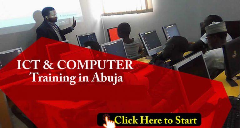 ICT and Computer Training School in Nigeria