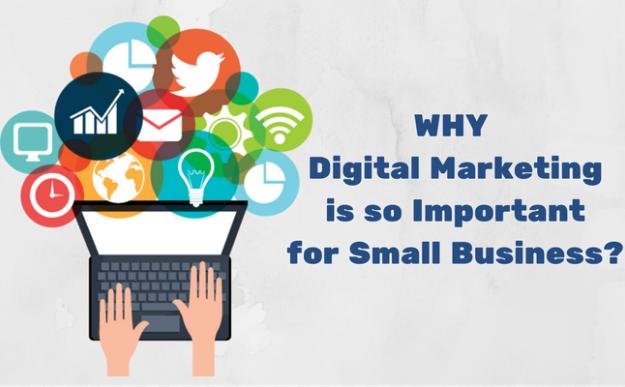 why small busniess need digital marketing