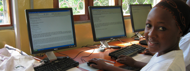ict and computer empowerment training for women in Nigeria
