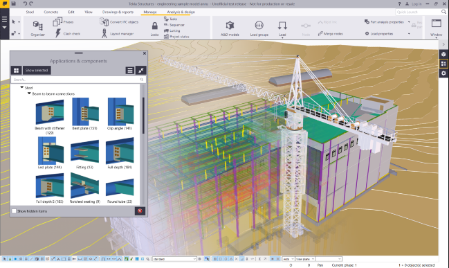 Tekla Structural Design Training in Abuja