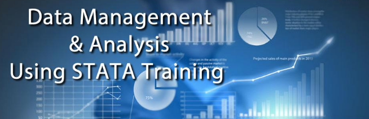 Data Analysis training using STATA  in Abuja Nigeria