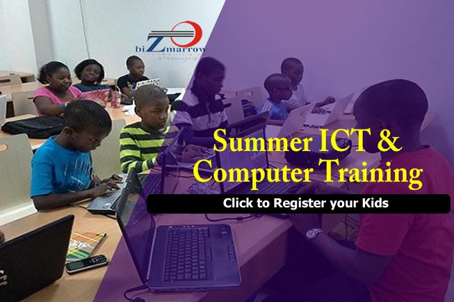 Abuja Summer ICT  and Computer Training