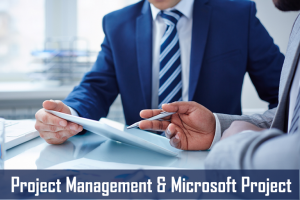 project management and Microsoft project training