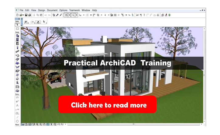 Archicad and Artlantis Training in Abuja Nigeria