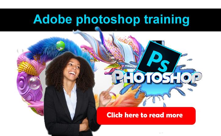 Adobe Photoshop training in Abuja Nigeria