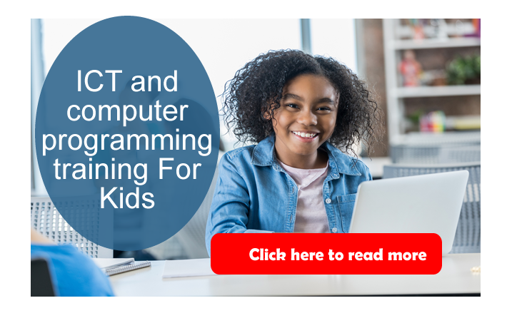 ICT and computer programming For Kids in Abuja Nigeria