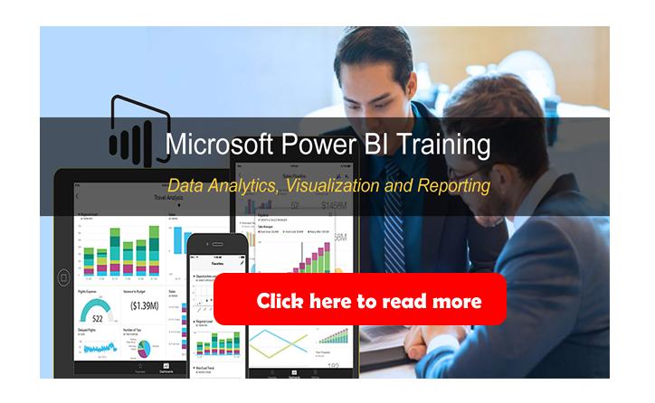 Microsoft Power BI Training In Abuja Nigeria