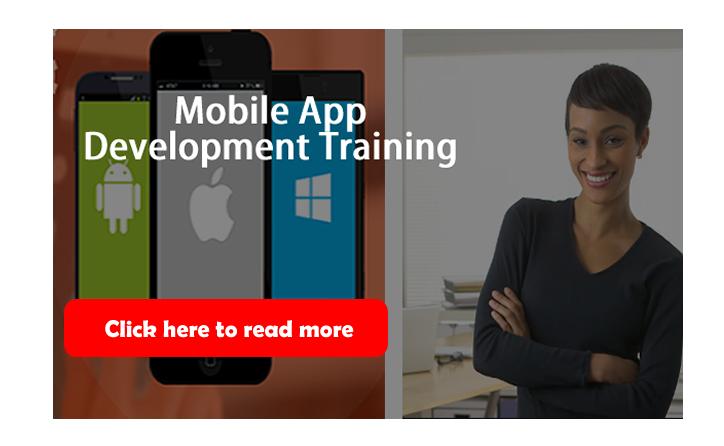 Mobile application development training in Abuja Nigeria