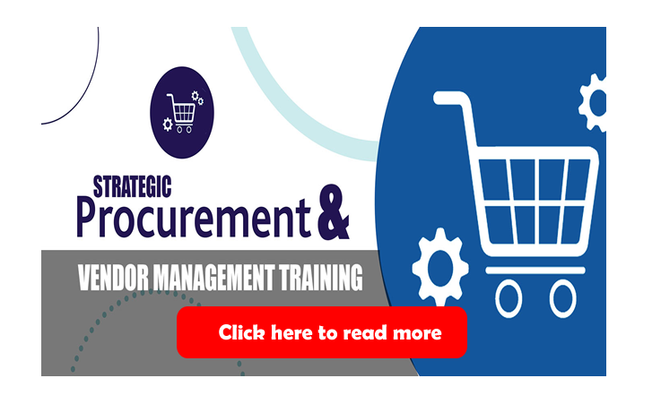 Strategic procurement management training in Abuja Nigeria