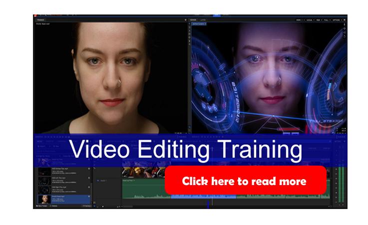 Video Editing Training Abuja Nigeria