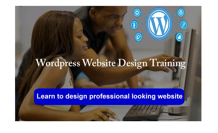 WordPress Training in Abuja Nigeria