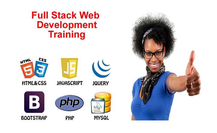 Full Stack web development training in Abuja Nigeria