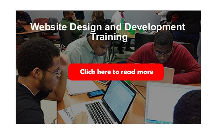 website design and Development training Abuja Nigeria