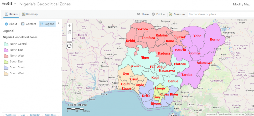 GIS and ArcGIS Training in Abuja Nigeria