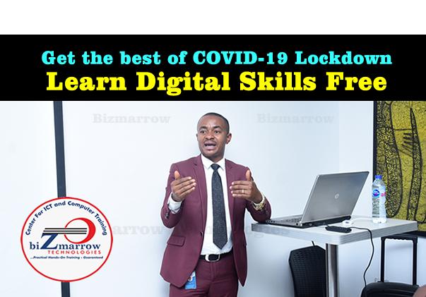 Free online training for digital skills in Nigeria