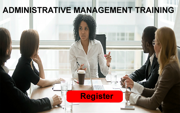 ADMINISTRATION MANAGEMENT TRAINING COURSE IN LAGOS ABUJA NIGERIA AFRICA