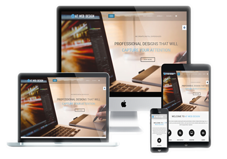 Website desgin company in Abuja Nigeria responsive web design
