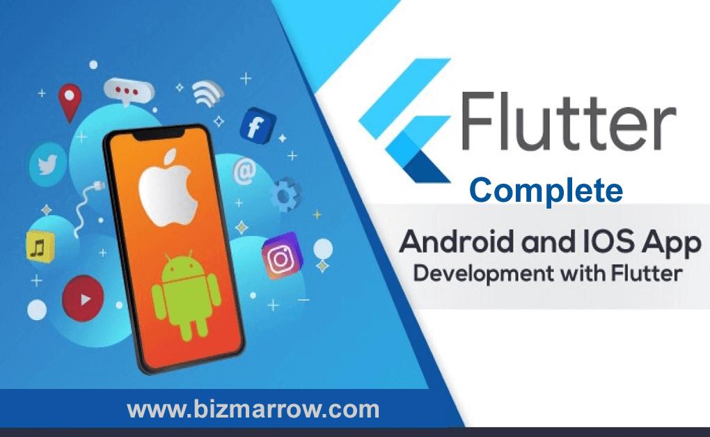 flutter for mobile app development training