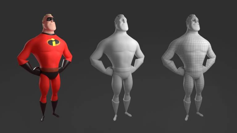 3d modeling and animation training using Autodesk Maya