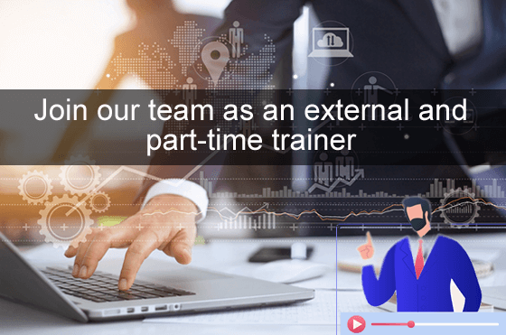 Join our team as an external and part-time trainer Abuja Nigeria Africa