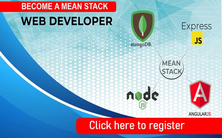 MEAN Stack Development Training in Abuja Nigeria Africa