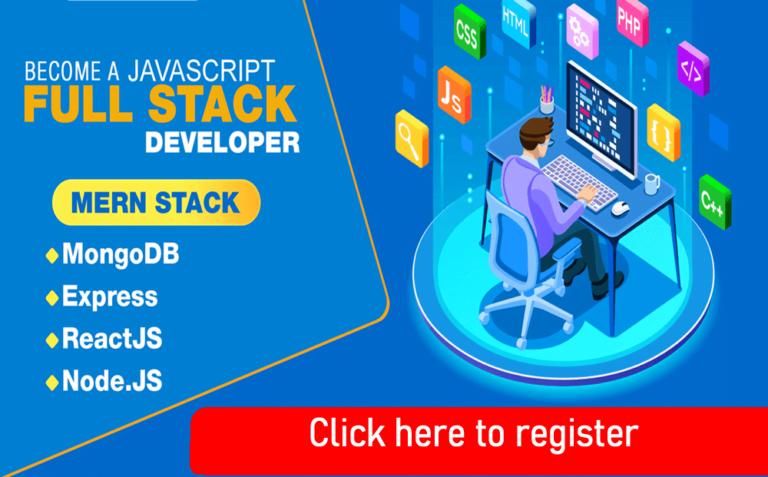 MERN Stack JavaScript Development Training in Abuja Nigeria