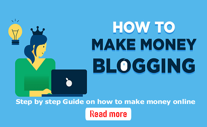How to start a Blog and Make Money Blogging.