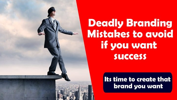Brand Building Mistakes to avoid if you want to grow your business Nigeria