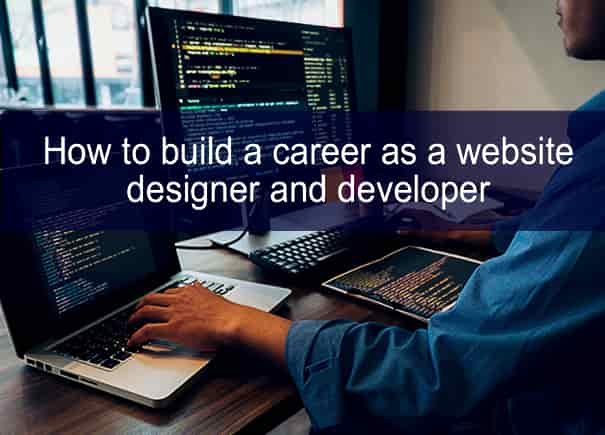 How to build a career in web design and development in Nigeria
