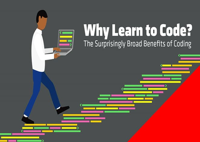 Importance of learning Coding: What Are The Benefits Of Learning To Coding?