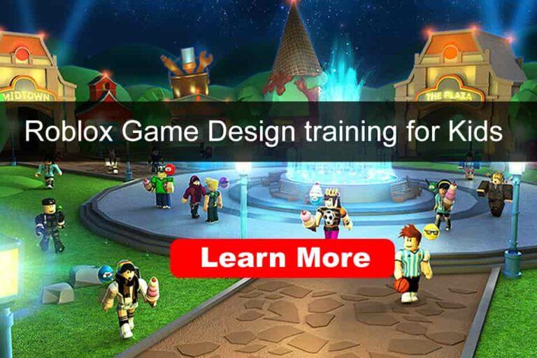 Lua Roblox training- Roblox Game Design training in Nigeria