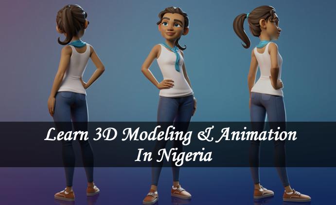 blender Animation training in Abuja Nigeria