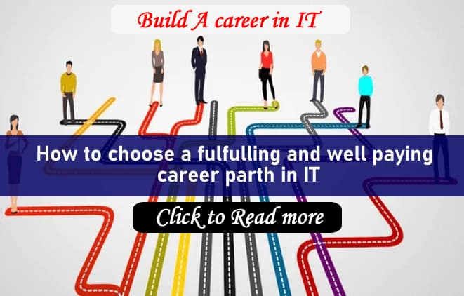 Build a Career in Tech: how to choose a successful career path in IT