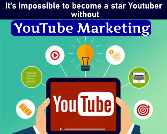 Youtube marketing training in Nigeria: become a YouTuber and make money in Nigeria