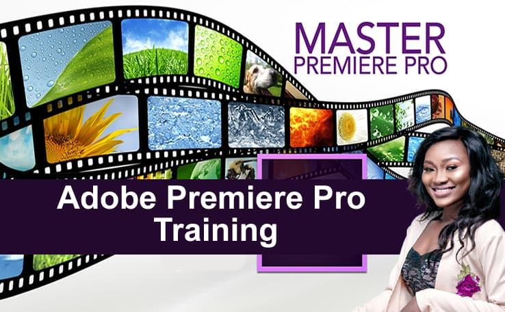 Adobe Premiere Pro Training In Abuja Nigeria