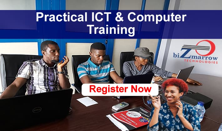 Best ICT and Computer Training School and institute in Nigeria Africa Bizmarrow (1)